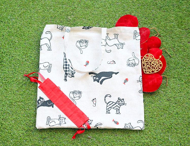 Tote bag spécialement conçu pour la fête des mères